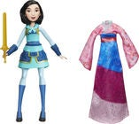 Disney Prinzessinnen Adventure Doll Mulan