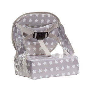 Baby To Love Sitzkissen Easy Up - On-the-go, White Stars