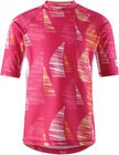 Reima Azores UV-Shirt, Candy Pink