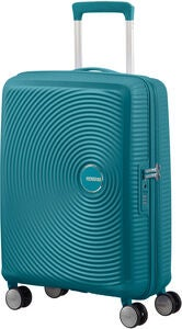 American Tourister Soundbox Spinner Reisetasche 35.5 l, Jade Green