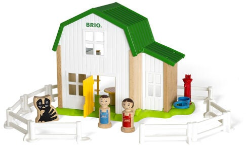 BRIO My Home Town 30313 Farmhaus