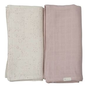 Fabelab Swaddle 2er-Pack, Autumn Mist