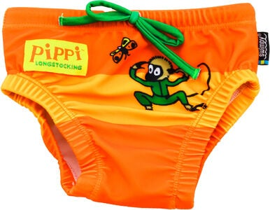 Swimpy Pippi Schwimmwindel, Orange