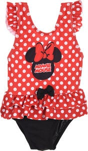 Disney Minnie Maus Badeanzug, Red