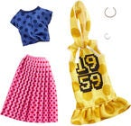 Barbie Fashions Kleider Polka Dots 2er-Pack