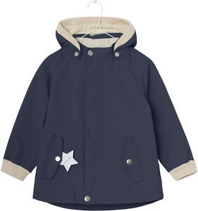 Mini A Ture Wally Regenjacke, Blue Nights
