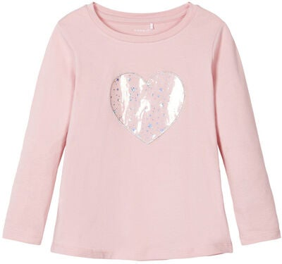 Name it Toline Pullover, Pink Nectar