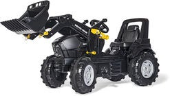 Rolly Toys Trettraktor mit Lader Warrior
