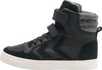 Hummel Stadil Winter High Jr Sneakers, Black