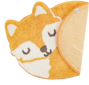Sass & Belle Woodland Teppich Fox