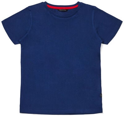 Luca & Lola Riccione T-Shirt 2er-Pack, Red/Navy