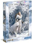 Clementoni Puzzle Anne Stokes Wolf 1000 Teile