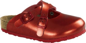 Birkenstock Dorian Kids Sandalen, Metallic Red