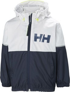 Helly Hansen Block It Regenjacke, White