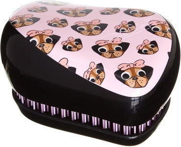 Tangle Teezer Compact Haarbürste, Pug Love