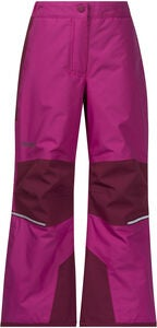 Bergans Storm Insulated Thermohose, Cerise/Jam