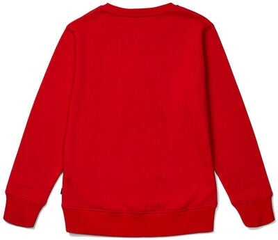 Luca & Lola Jacob Pullover, Red