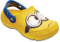 Crocs Minions Fun Lab Clog, Gelb