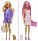 Barbie Color Reveal Beach To Party Puppe