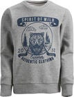 PRODUKT Solitude Pullover, Light Grey Melange