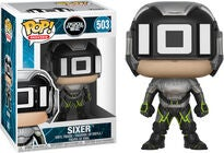 POP! Ready Player One Sammelfigur Sixer