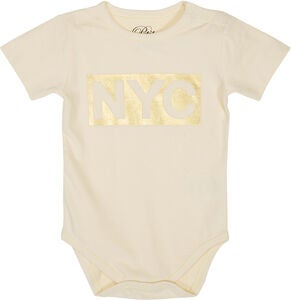 Petit by Sofie Schnoor Body NYC, Light Yellow