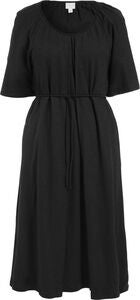 Boob Breeze Kleid, Black