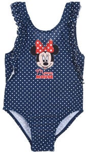 Disney Minnie Maus Badeanzug, Navy