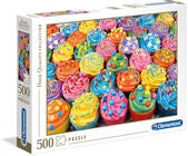Clementoni Puzzle Muffins 500 Teile