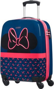 Samsonite Disney Minnie Maus Kindertrolley, Blau