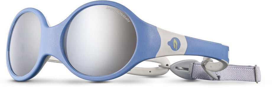 Julbo Loop L Spectron 4 Baby Sonnenbrille, Blue/Light Grey