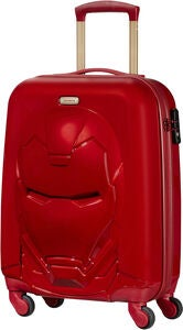 Samsonite Iron Man Reisekoffer 35,5L, Red