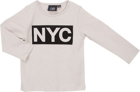 Petit by Sofie Schnoor NYC Pullover, Light Grey
