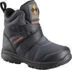 Columbia Children's Fairbanks Stiefel, Graphite/Heatwave