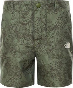 The North Face Amphibious Shorts, Green
