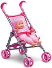 Cloudberry Castle Puppe Ottilia mit Buggy