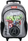 Marvel Avengers Amazing Team Reisekoffer 20L, Grey