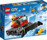 LEGO City Great Vehicles 60222 Pistenraupe
