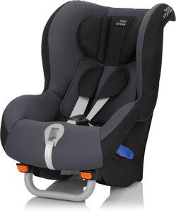 Britax Römer MAX-WAY Black Series Kinderautositz, Storm Grey
