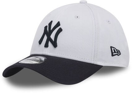 New Era MLD 9Forty Kids Kappe, White/Navy