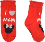 Disney Minnie Maus Socken, Rot