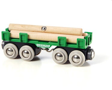 BRIO World 33696 Langholzwagen
