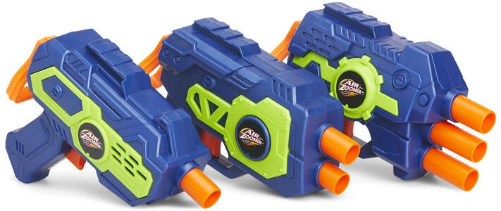 Air Zoomer Foam Blaster 16,5 cm 6er-Pack