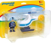 Playmobil 9383 Polizeihelikopter
