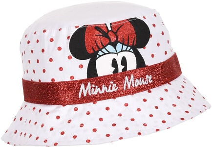 Disney Minnie Maus Hut, White