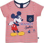 Disney Micky Maus T-Shirt, Red