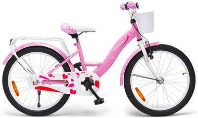 Kaufen Pinepeak Rachel Kinderfahrrad 20 Zoll, Rosa | Jollyroom