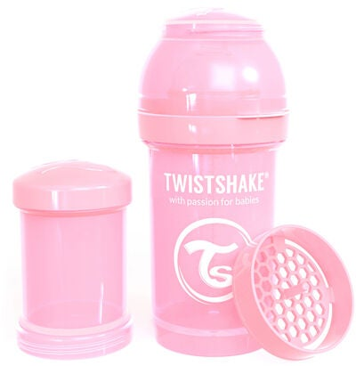 Twistshake Anti-Colic 180 ml, Rosa