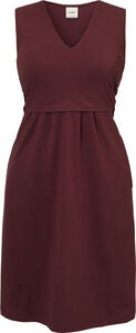Boob Tilda Kleid, Port Red
