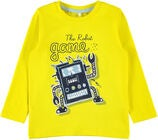 Name it Botta Pullover, Empire Yellow